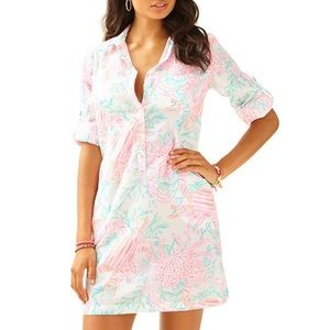 Lilly Pulitzer Sanibel Tunic Dress Getting Steamy